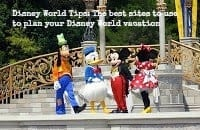 Disney World Tips: The best sites to use to plan your Disney World vacation
