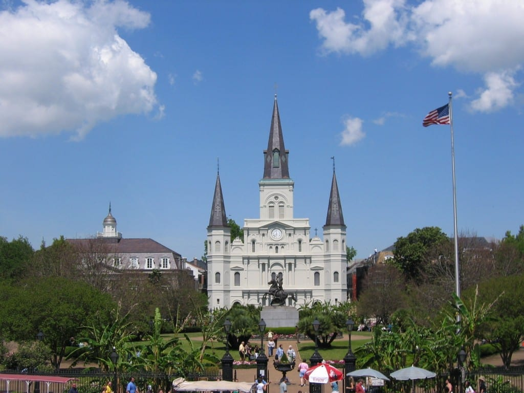 new orleans_JacksonSquare