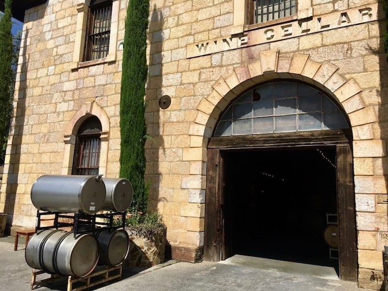 Top Wineries in Napa Valley to expereince: Regusci