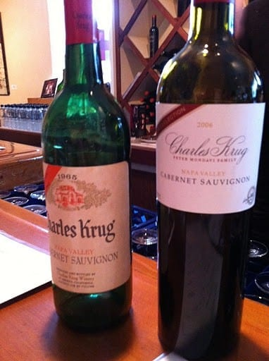 Napa Valley: Charles Krug Winery - 150 years in the making