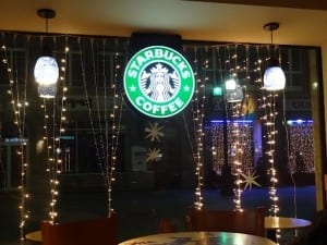 Starbucks, a Russian Coffee House?