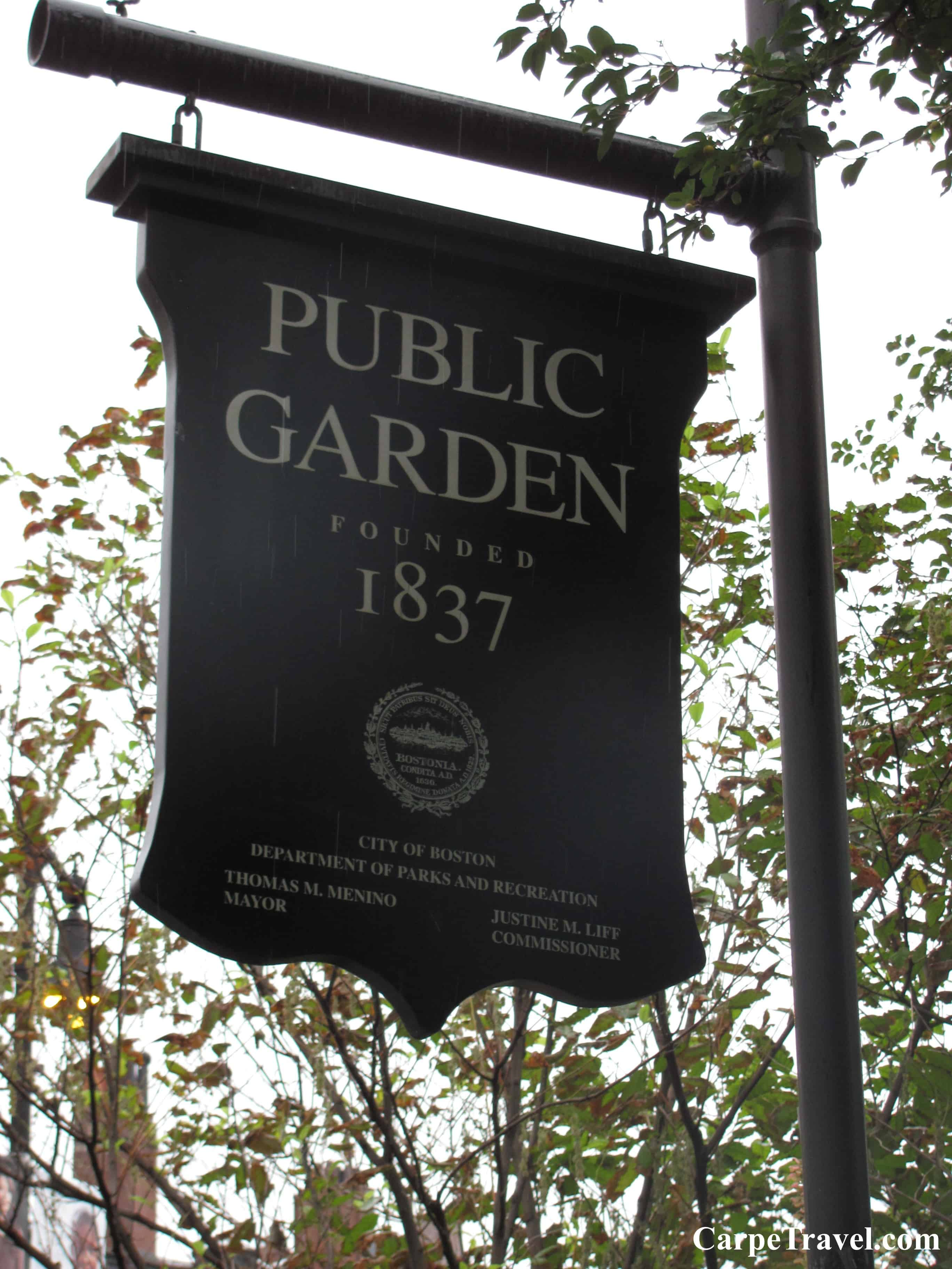Things To Do When Traveling To Boston A Walk Along The Freedom Trail In Boston