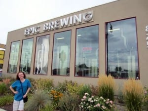 Things to do in Salt Lake City epic brewing