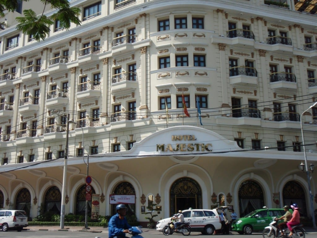 things to do in Saigon Majestic Hotel