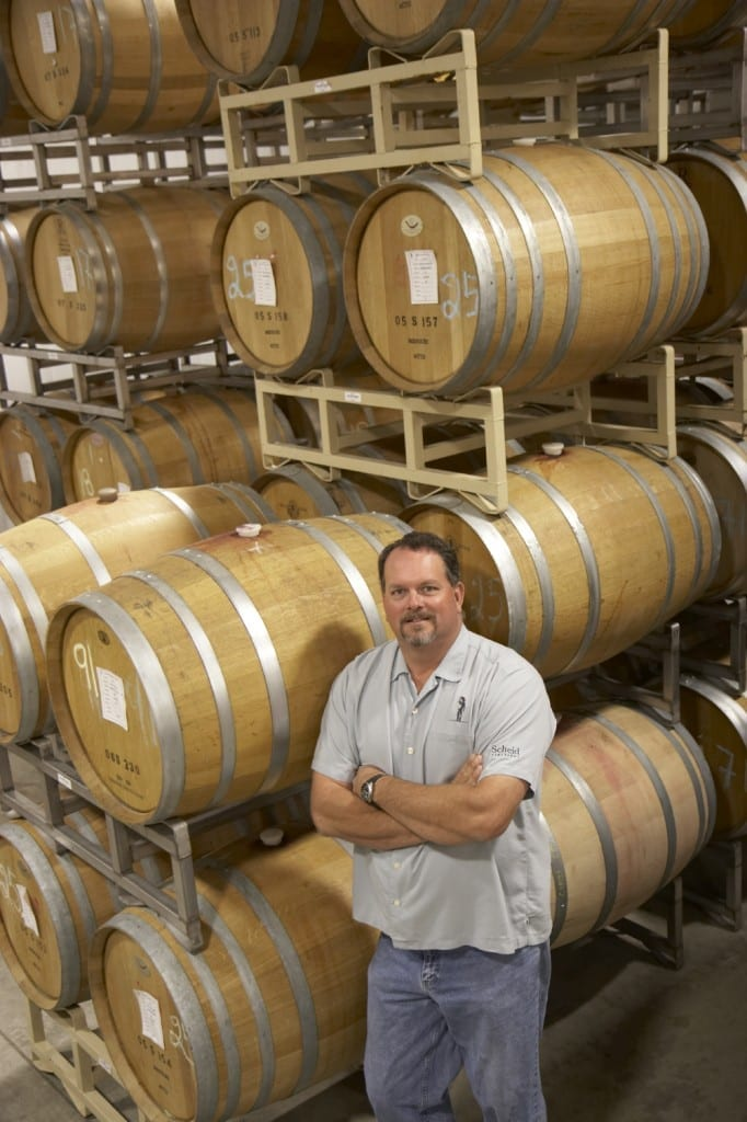 David Nagengast, Scheid Vineyards winemaker
