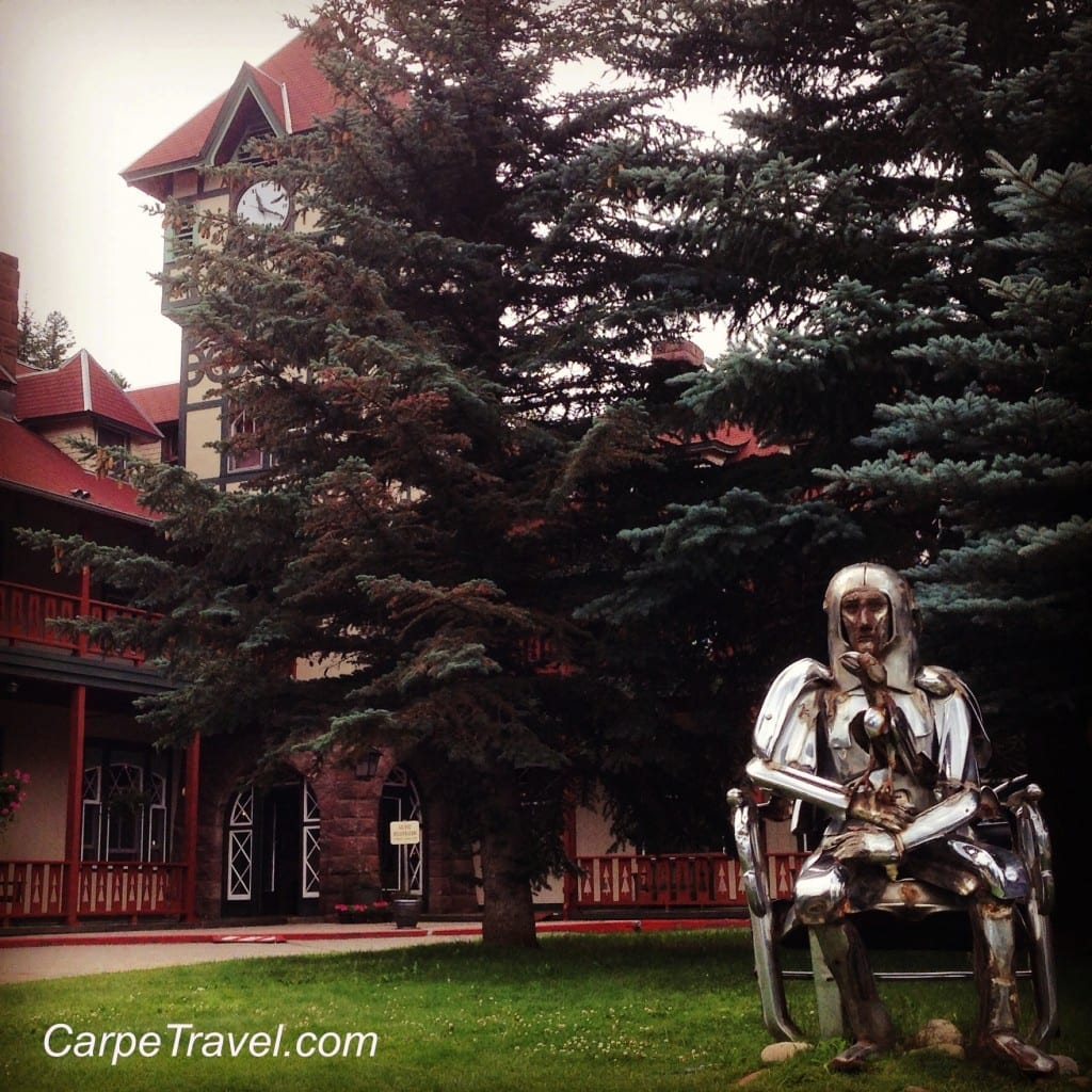 Redstone Inn in Redstone Colorado