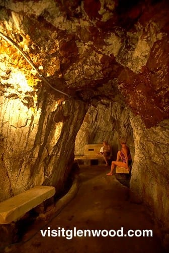 things to do in Glenwood Springs in the winter: Glenwood Springs Caverns