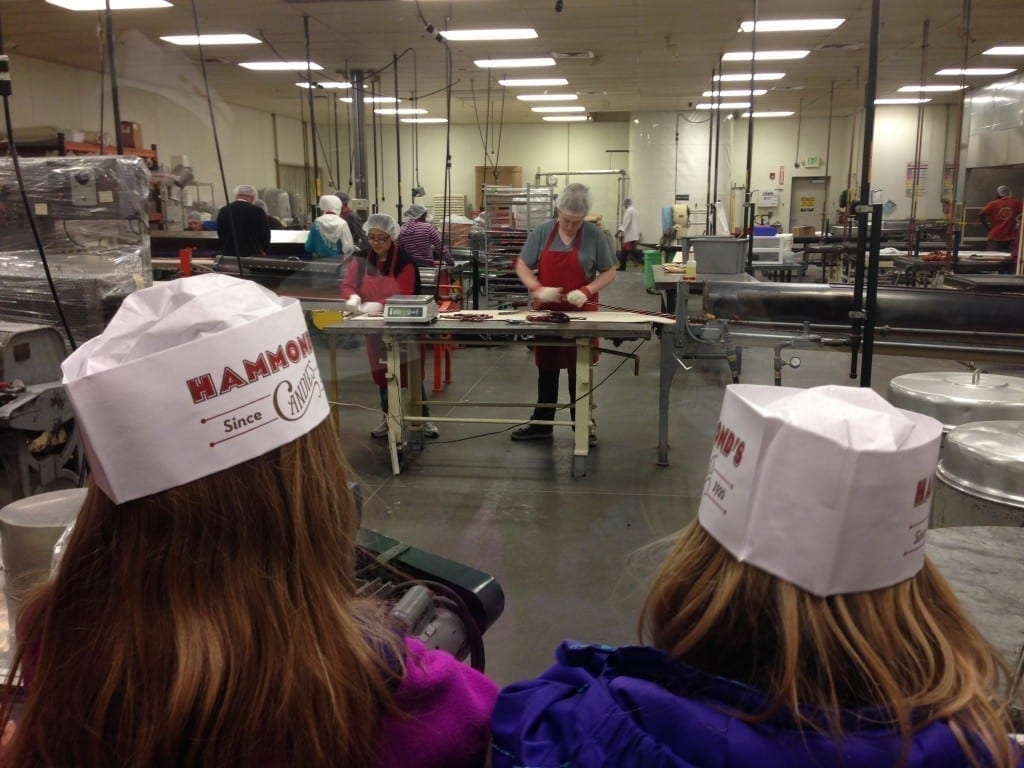 Places to Take Kids in Colorado (before they grow up): Hammonds Candy Factory Tour. Click over for a complete list!