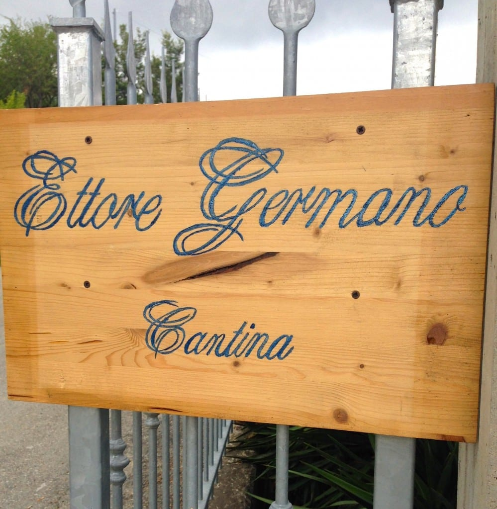 Interview with a winemaker: Sergio Germano of Ettore Germano Cantina in Pidemont