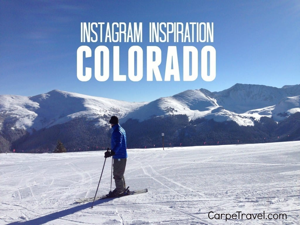 This weeks theme for Inspiration from Instagram is the Colorado high country. Click through for some amazing pictures to help feed your Colorado wanderlust.