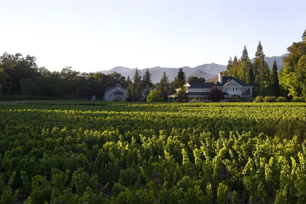 Duckhorn Vineyards Estate and Vineyard