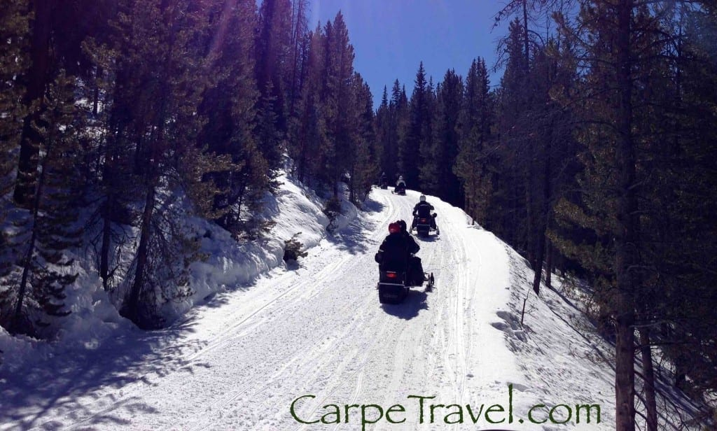 Things to do in Frisco, Colorado: Snowmobiling