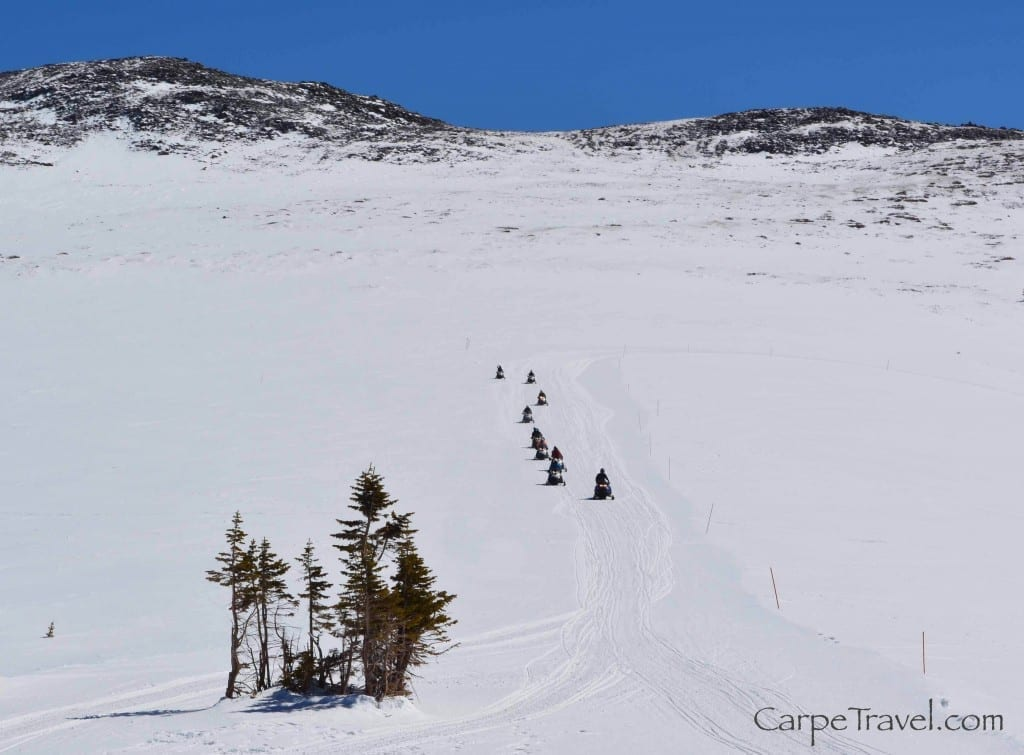 Grand Adventures Snowmobiling Tours