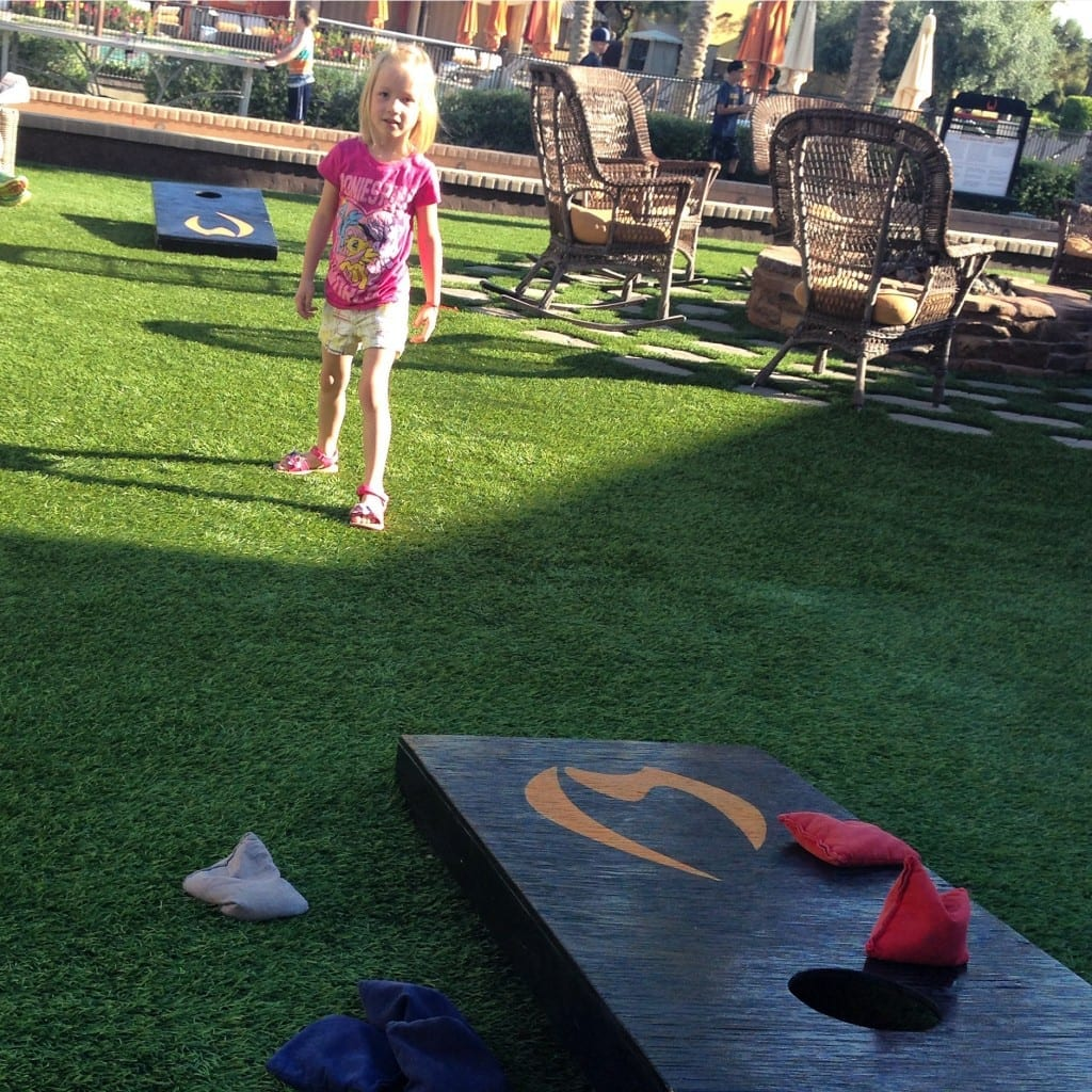 Activities at The Wigwam Resort focus on family and friends being together
