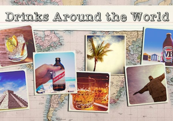 To know a country is to know its drink...how many of these drinks from around the world have you tried?