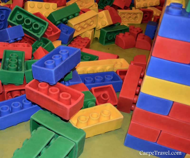LEGOLAND is a great thing to do in Grapevine with kids!
