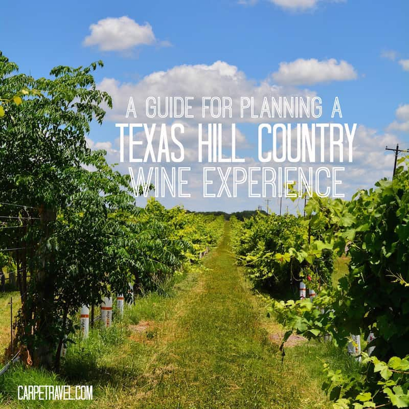 Visiting the Texas Hill Country Wine Region? This guide shares what Texas Hill Country wineries are a must, where stay, the different wine trails and more.