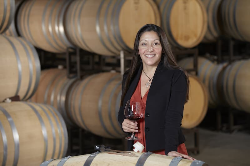 Theresa Heredia, Winemaker at Gary Farrell Winery