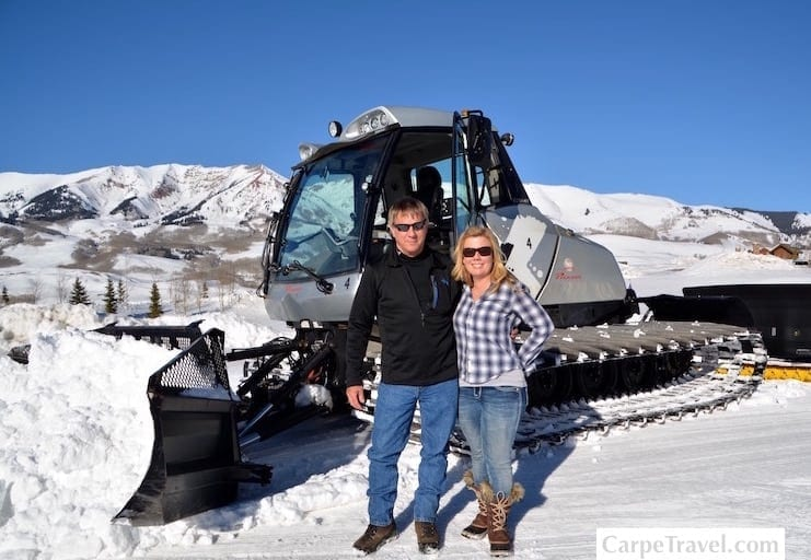 Learn how to drive a snowcat the next time you visit Crested Butte. It's one of the most unique experiences you'll find.