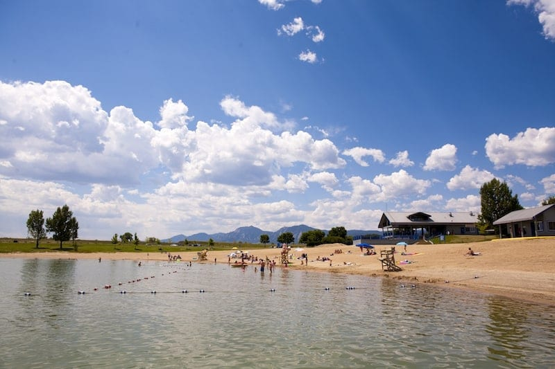 Top Beaches in Colorado - Boulder Reservoir