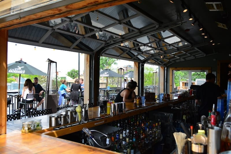 Best Rooftop Bars in Denver: Historians Ale House. Click over for the full list of the best rooftop bars in Denver.