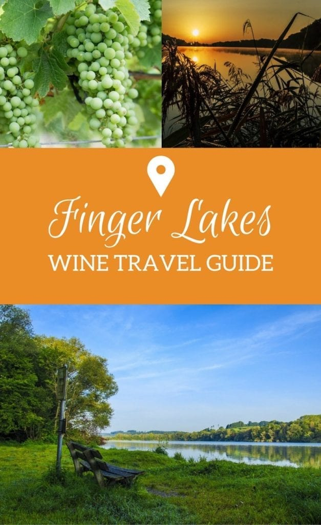 Finger Lakes wine travel guide