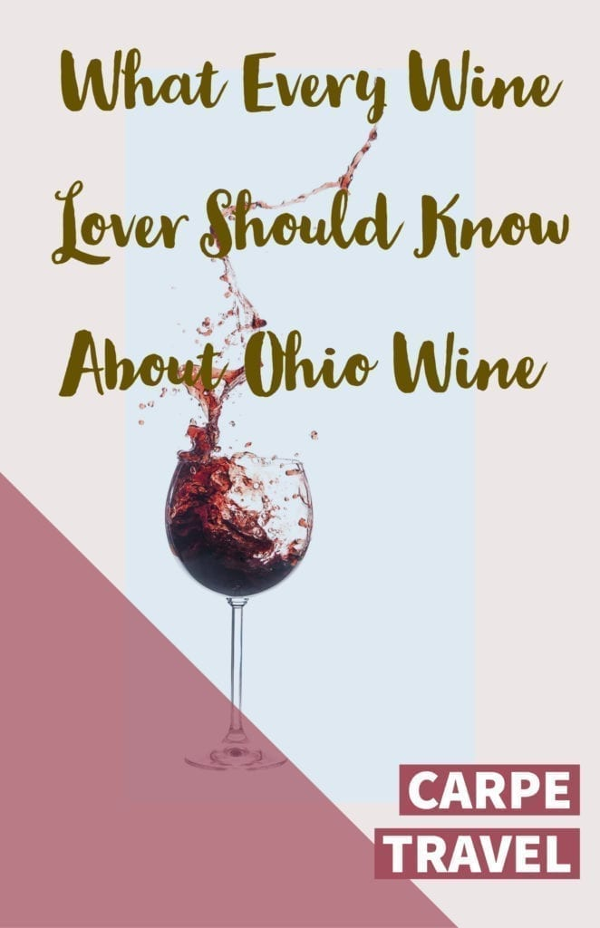 What Every Wine Lover Should Know About Ohio Wine