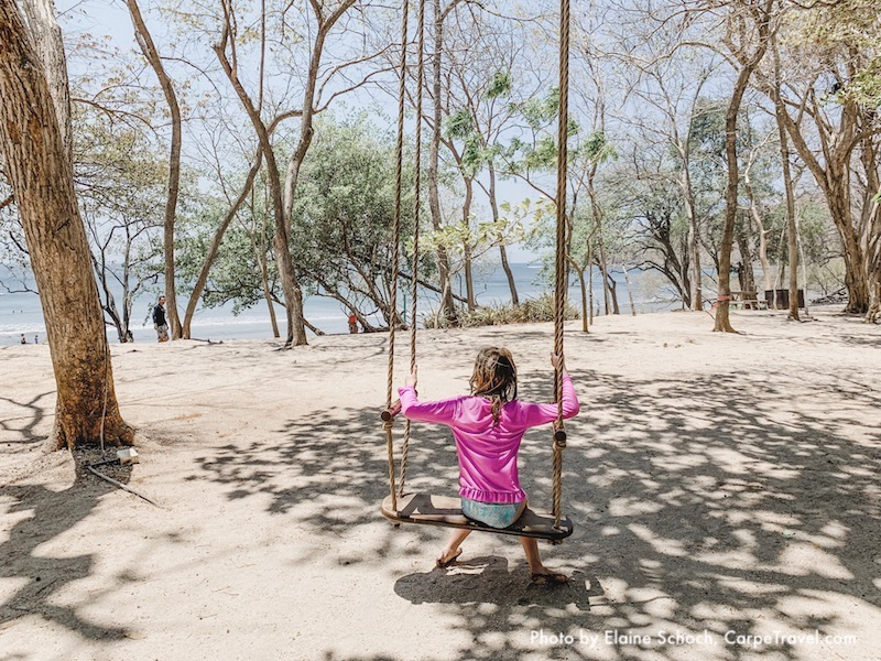 Planning a visit to Costa Rica? The beaches in Guanacaste are a prime a spot. Where to stay? See Carpe Travel's review of Las Catalinas.