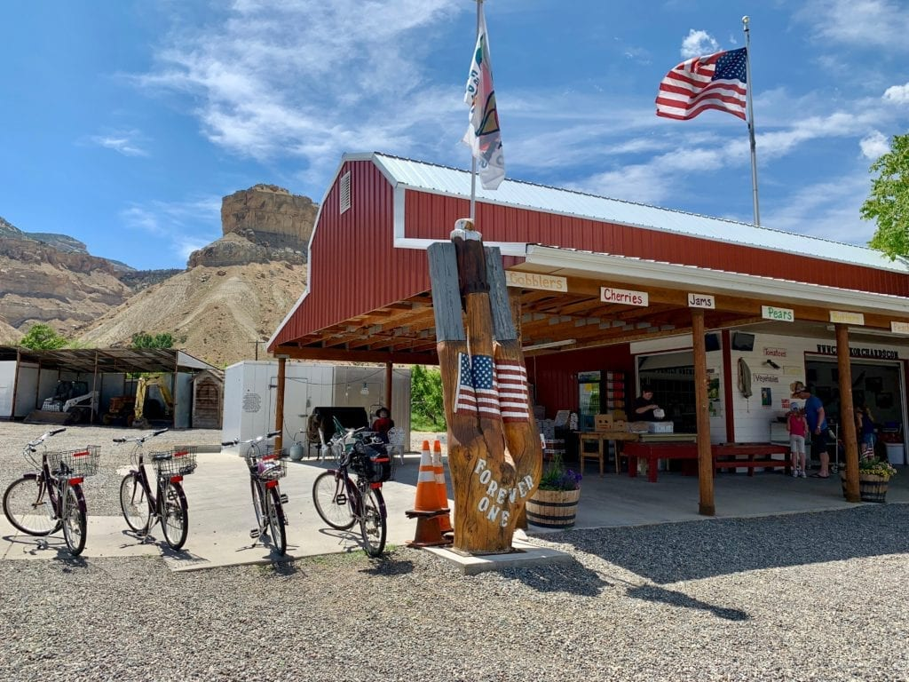 Things to do in Palisade Colorado - Local Fruit Stands