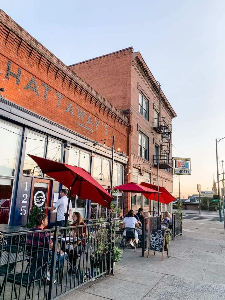 Hattaways on Alder, a top pick for Walla Walla restaurants