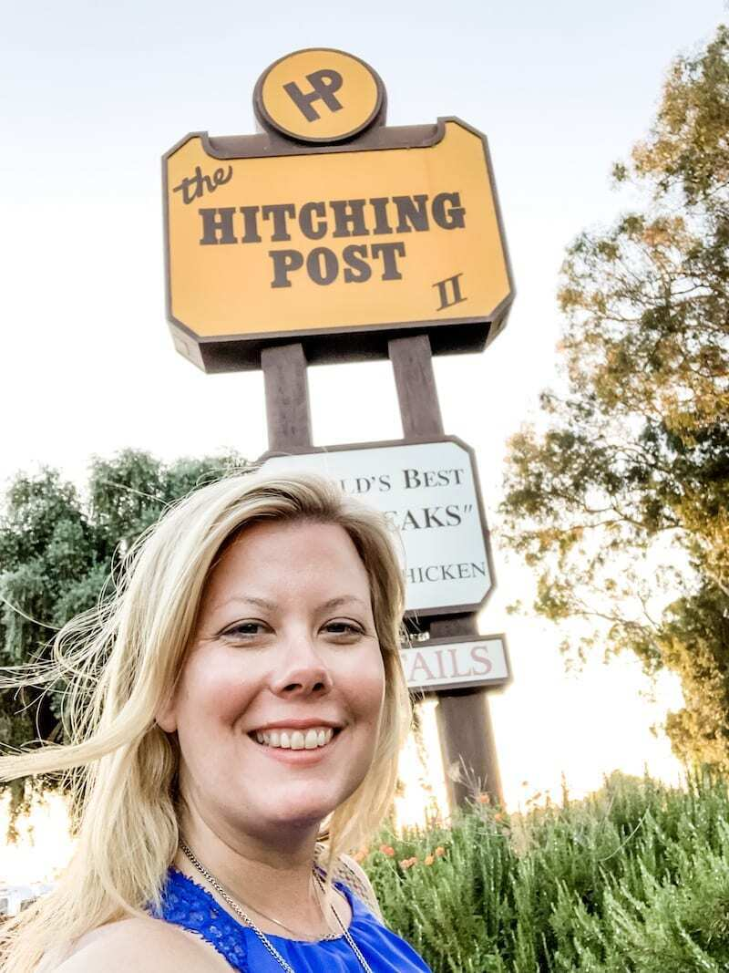 Santa Ynez Valley Restaurants - Hitching Post