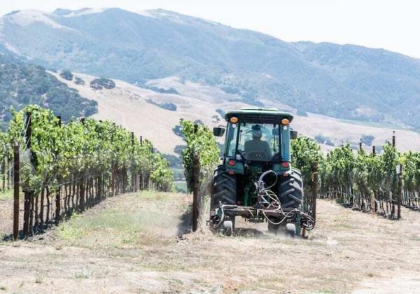 Wine Country is the heart of the Santa Ynez Valley