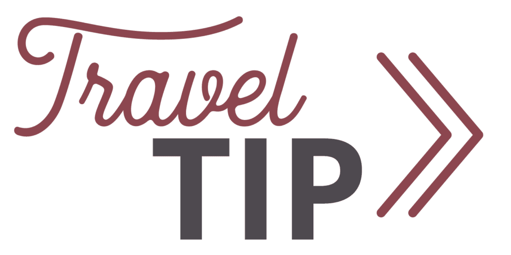 Travel Tip Icon
