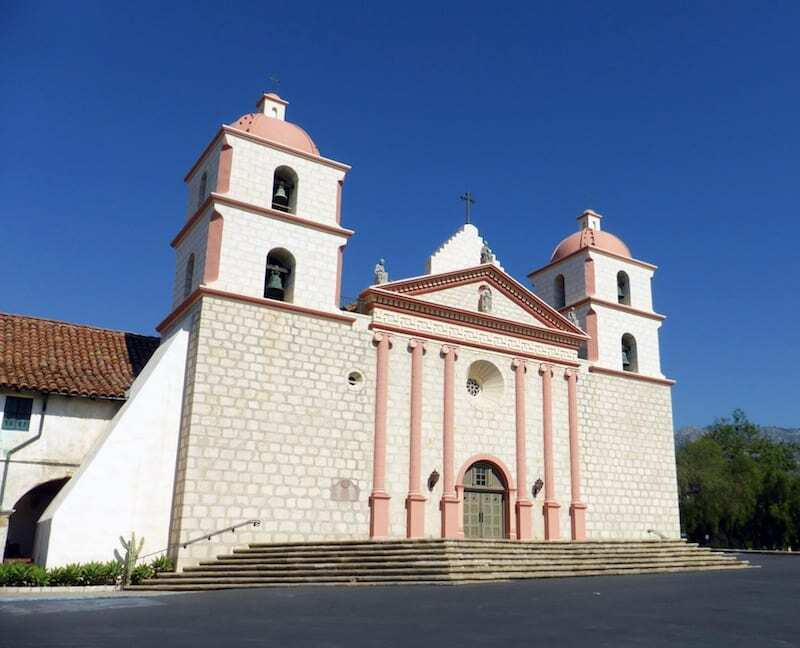 Things to do in Santa Barbara - Visit the Old Mission